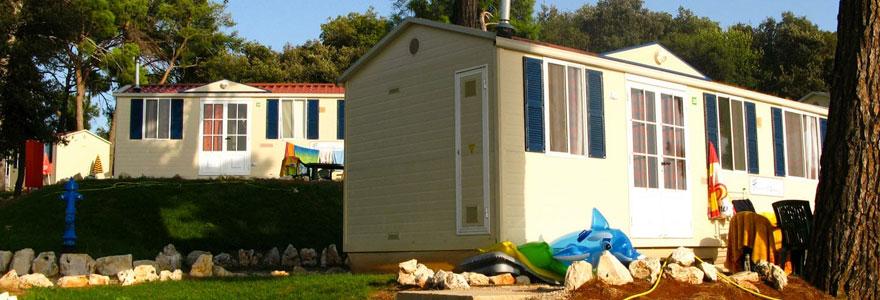Réserver un mobile home pour des vacances